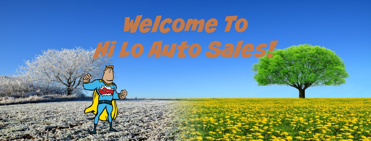 Welcome to HiLo Autosales