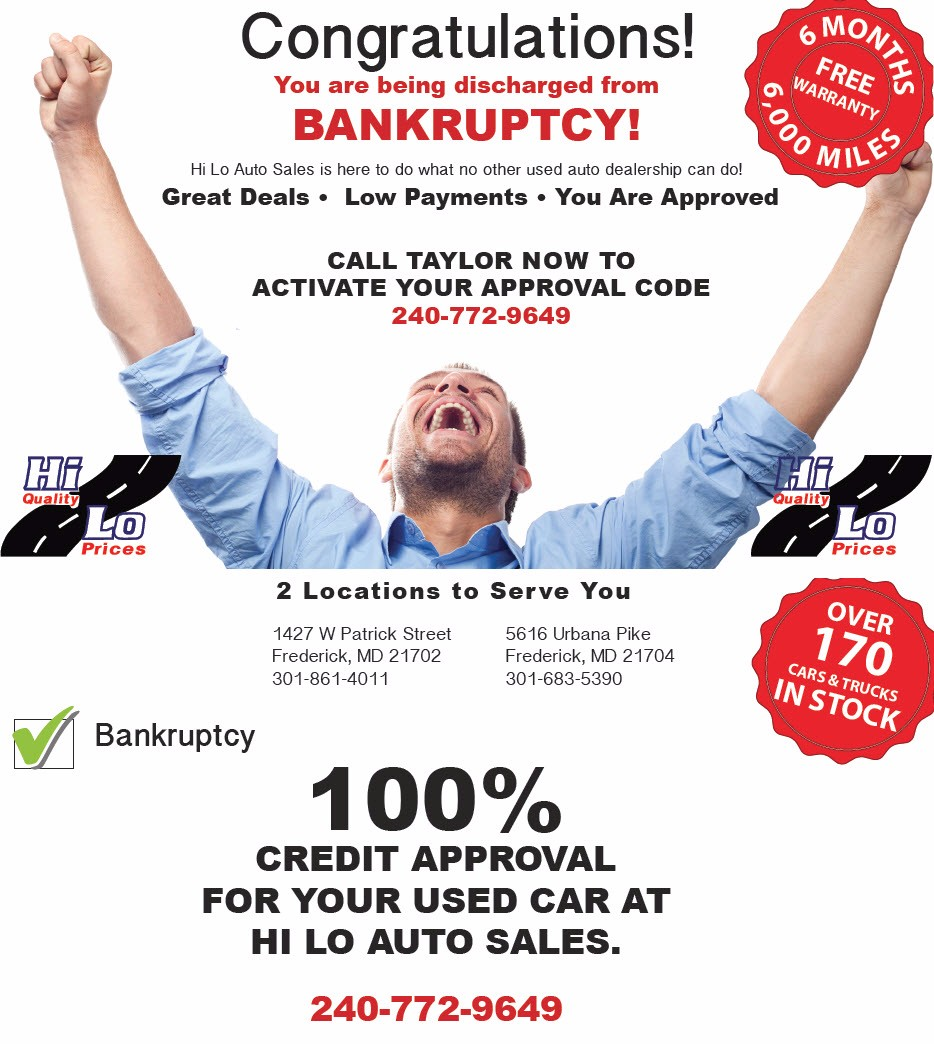 Bankruptcy Approval